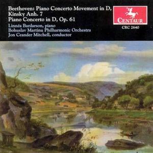 Klavierkonzert D-Dur op.61