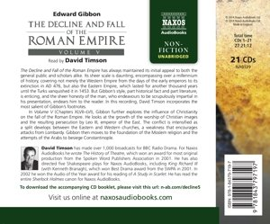 Decline and Fall of the Roman Empire V