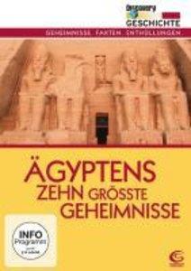 Ägyptens zehn grösste Geheimnisse
