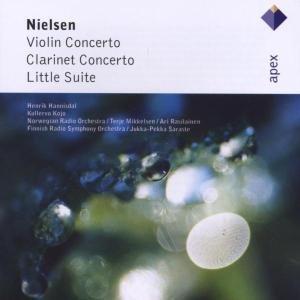 Violinkonzert/Klarinettenkonzert