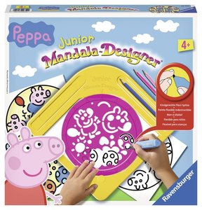 Junior Mandala Designer® Peppa Pig