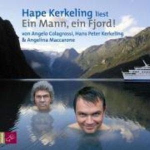 Ein Mann,ein Fjord!