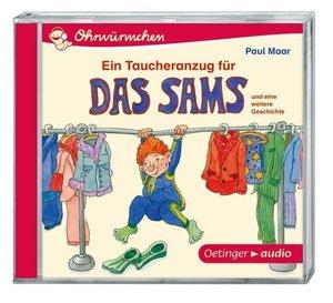 Ein Taucheranzug für das Sams und eine weitere Geschichte (CD)