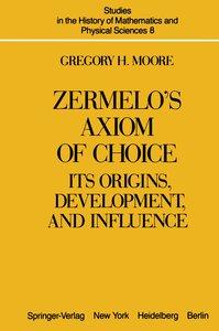 Zermelo's Axiom of Choice