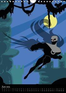 I'm not a Superhero (Wandkalender 2016 DIN A4 hoch)
