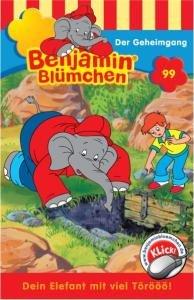 Benjamin Blümchen 099. Der Geheimgang. Cassette