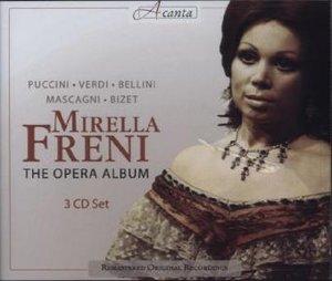 Mirella Freni-The Opera Album