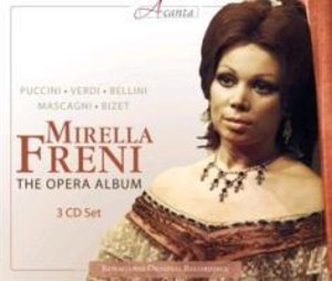 Mirella Freni-The Opera Album