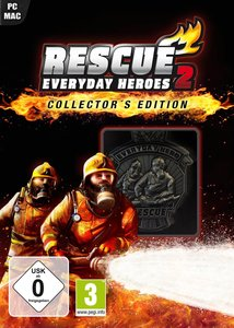 RESCUE 2 - Everyday Heroes Collectors Edition
