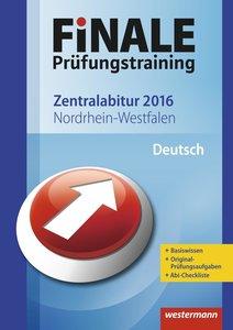 Finale - Prüfungstraining Zentralabitur Nordrhein-Westfalen