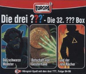 Die drei ??? Box 3. Folgen 94 - 96 (drei Fragezeichen)