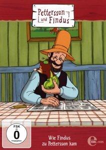 (5)NEU DVD z.TV-Serie-Wie Findus Zu Pettersson Kam