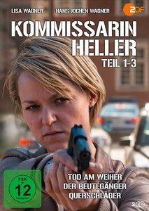 Kommissarin Heller: Teil 1-3