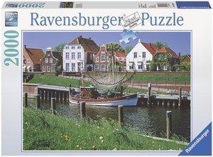 Greetsiel, Ostfriesland. Puzzle (2000 Teile)