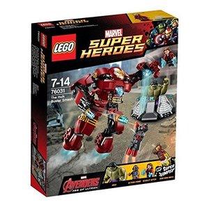 LEGO® Super Heroes 76031 - Avengers Hulkbuster Rettungsmission