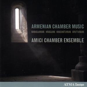 Armenian Chamber Music