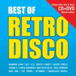 Best Of Retro Disco CD+DVD
