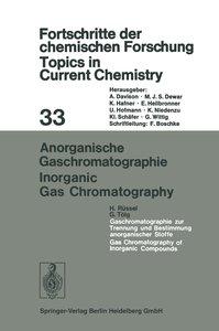 Anorganische Gaschromatographie / Inorganic Gas Chromatography
