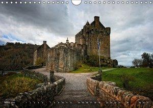 Reiseziel Schottland (Wandkalender 2016 DIN A4 quer)