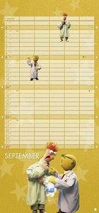 The Muppets Familienplaner - Kalender 2018