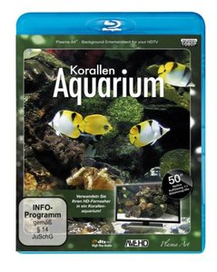Korallen-Aquarium HD (Blu-ray)