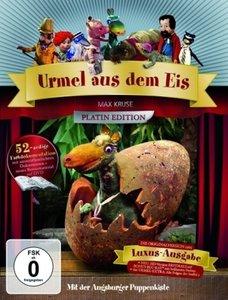 Augsburger Puppenkiste - Urmel aus dem Eis - Platin-Edition