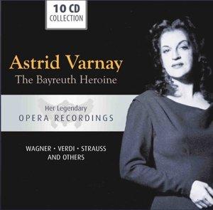 Astrid Varnay-The Bayreuth Heroine