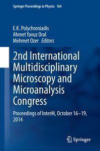 2nd International Multidisciplinary Microscopy and Microanalysis