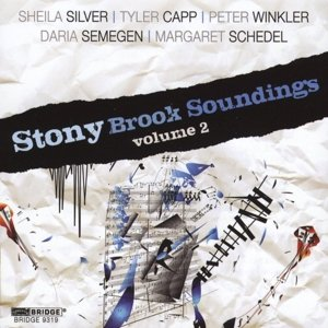 Stony Brook Soundings,Vol.2