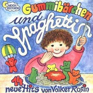 Gummibärchen und Spaghetti. CD