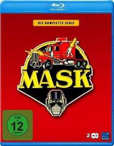 M.A.S.K. - Gesamtbox