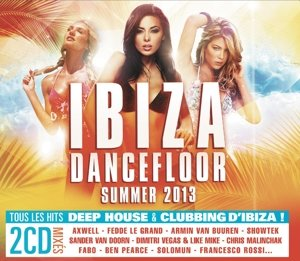 Ibiza Dancefloor-Summer 2013