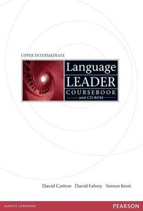 Language Leader Upper Intermediate Coursebook (with CD-ROM)