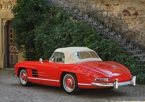 The Legend 300 SL (Poster Book DIN A3 Landscape)