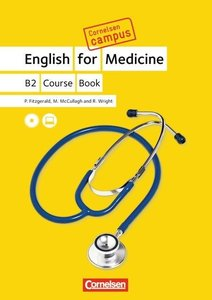 Cornelsen Campus: English for Medicine. B2 Coursebook