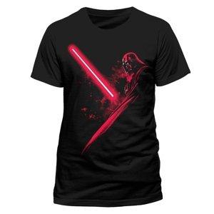 Vader Shadow (T-Shirt,Schwarz,Größe S)