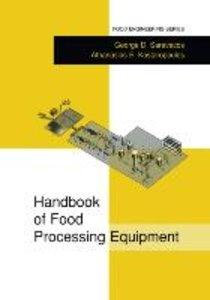 Handbook of Food Processing Equipment