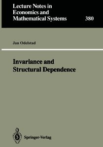 Invariance and Structural Dependence