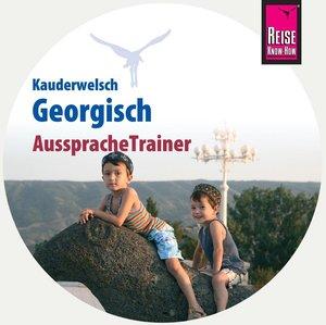 Reise Know-How AusspracheTrainer Georgisch (Kauderwelsch, Audio-