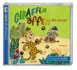 Giraffenaffen - Wir sind da! (CD)