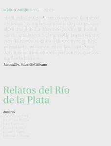 Relatos del Río de la Plata. Buch mit Audio-CD