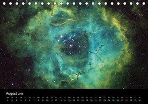 Atemberaubender Weltraum (Tischkalender 2016 DIN A5 quer)