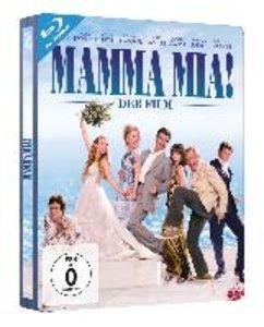 Mamma Mia-Steelbook