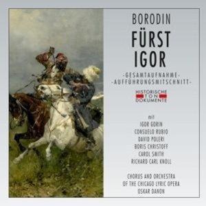 Fürst Igor (Knjas Igor)