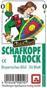 Nürnberger Spielkarten - Schafkopf Classic, bayerisches Bild im