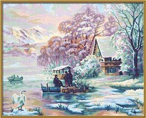 Noris 609130700 - MNZ Winter am Bergsee