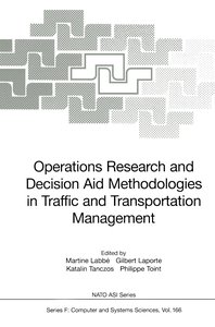 Operations Research and Decision Aid Methodologies in Traffic an