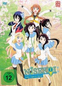 Nisekoi - 2. Staffel - DVD Box 1 (2 DVDs) + Sammelschuber