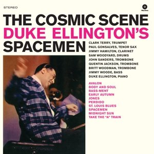 The Cosmic Scene+2 Bonus Tracks