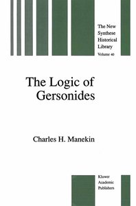 The Logic of Gersonides